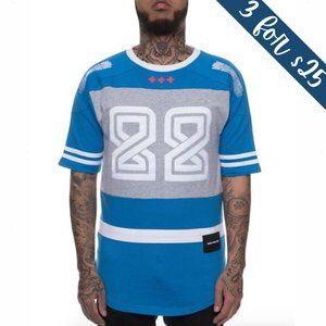 3/$25 Pink Dolphin Global Jersey Short Sleeve Tee